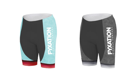 Fyxation Team Cycling Short