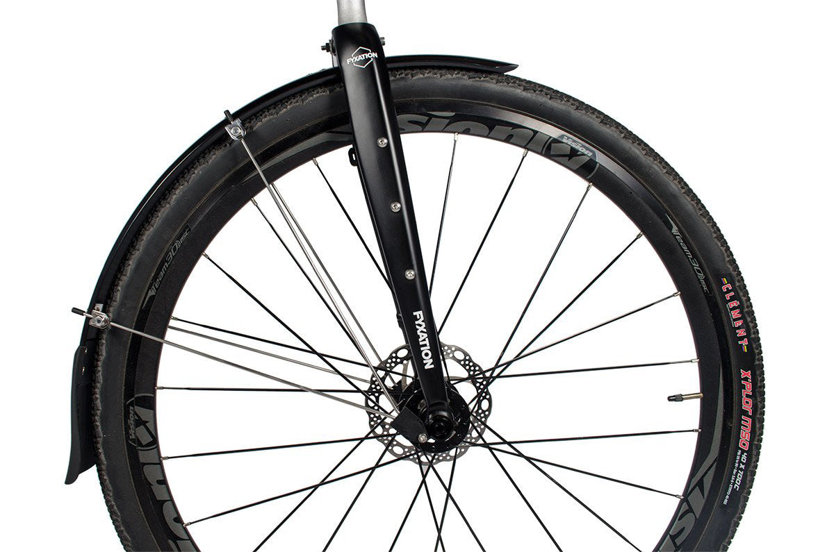 Fyxation Sparta All Road Carbon Fork With Adventure Mounts