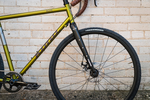 Sparta QR All Road Carbon Fork