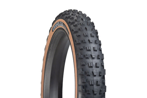 45NRTH VanHelga 26x4.2 Fat Bike Tire 60 TPI - Tan Sidewall