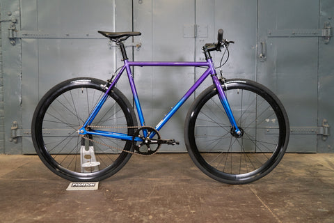 Eastside Divide Purple Reign 49cm Warehouse Sale 112