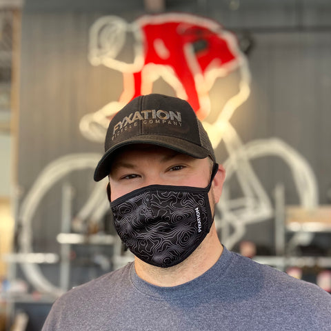 Fyxation Topo Face Mask