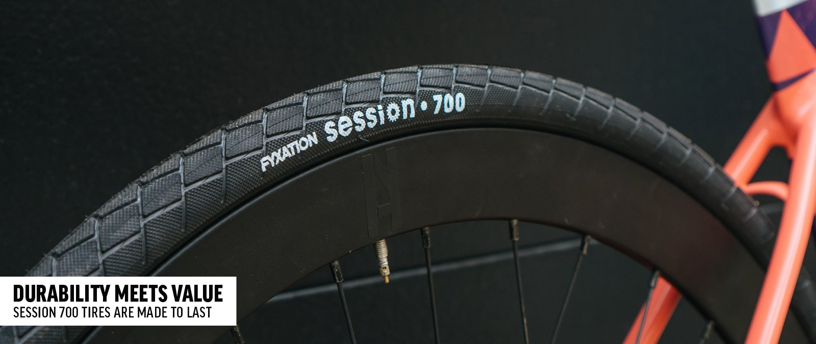 Urban Tire - Fyxation Session 700