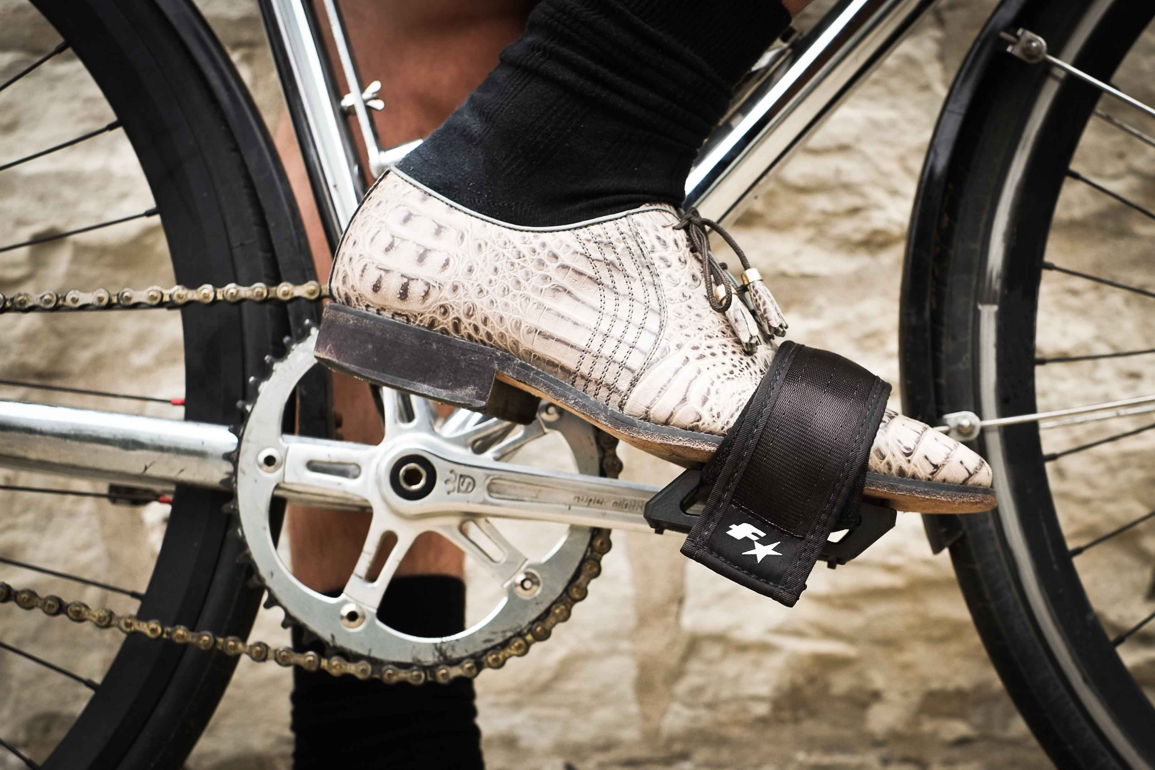 Not Just Fixed Gear Pedal Straps Fyxation