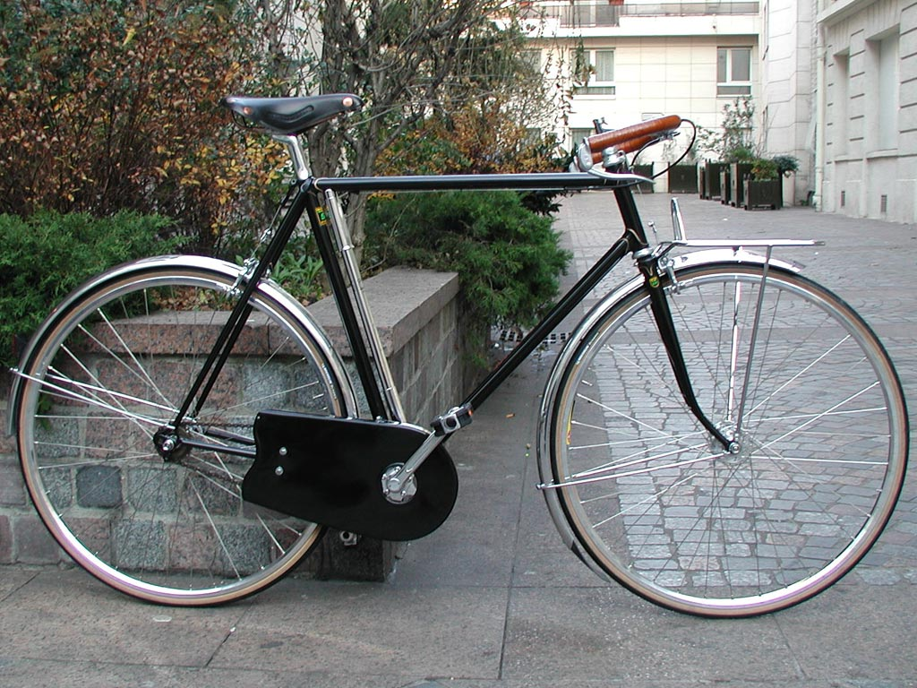Biciclasica Classic Bicycles Fyxation