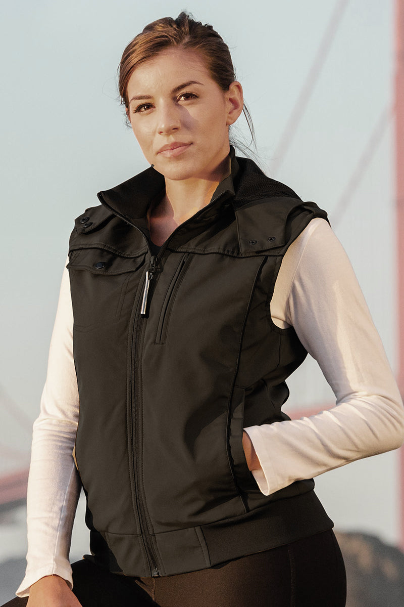 Women's Vests with Pockets