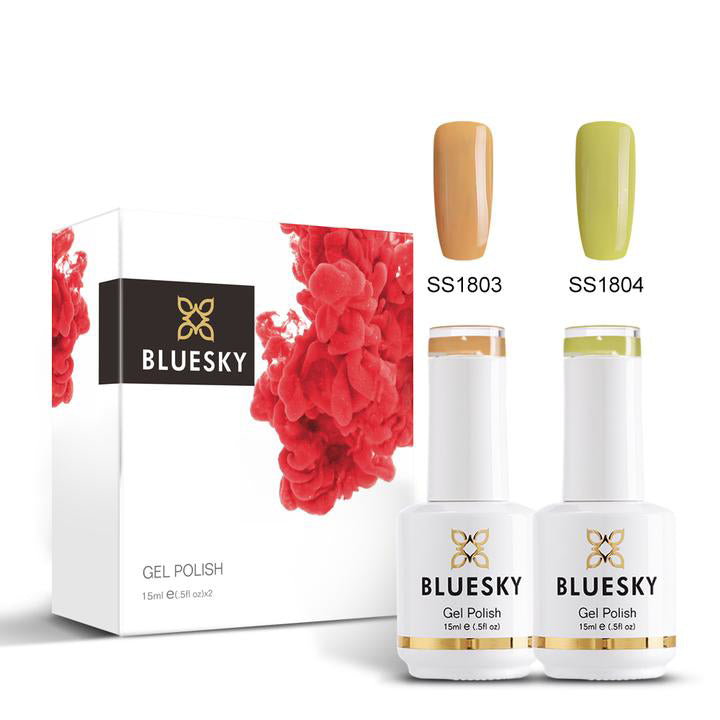 BLUESKY Kit 2 SS1804 + SS1803 15ml