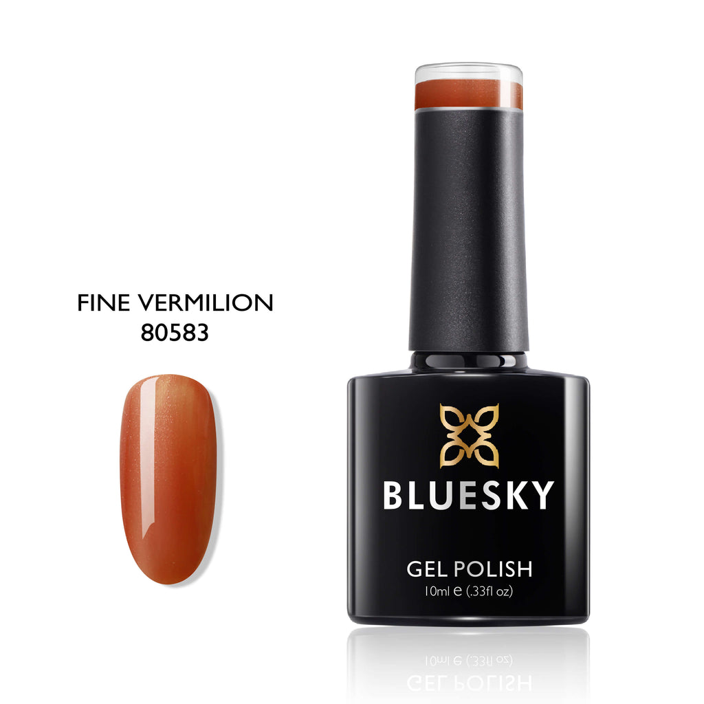 BLUESKY 80583 Fine Vermilion 10ml