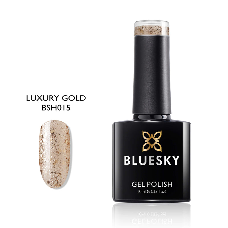 BLUESKY BSH015 Luxury Gold 10ml