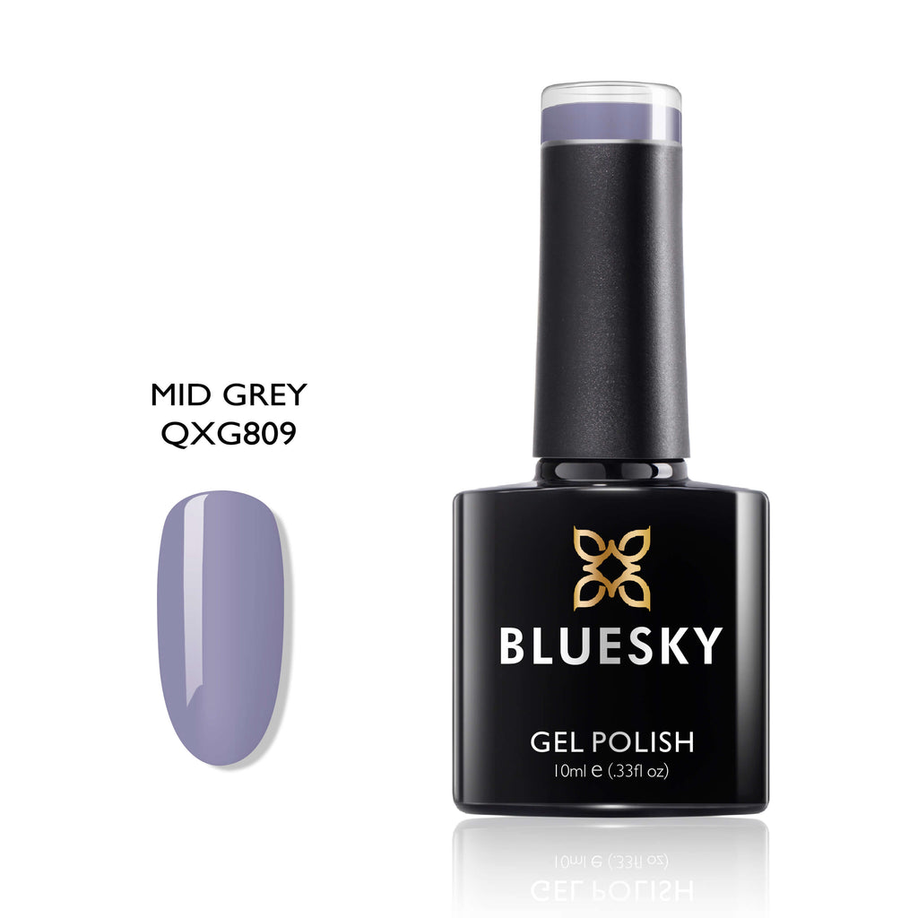 BLUESKY QXG809 Mid Grey, 10ml