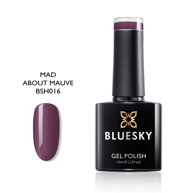 BLUESKY BSH016 Mad About Mauve 10ml