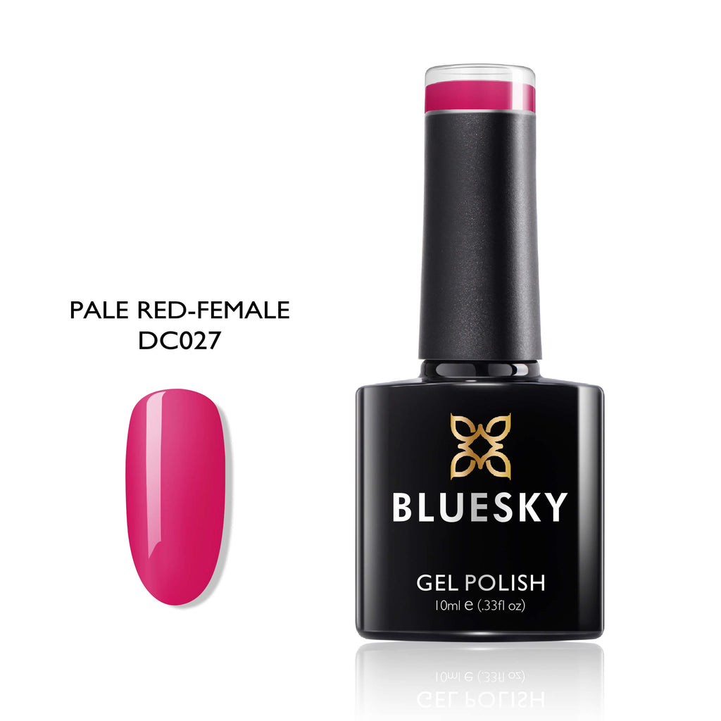 BLUESKY DC027 Pale Red Female 10ml