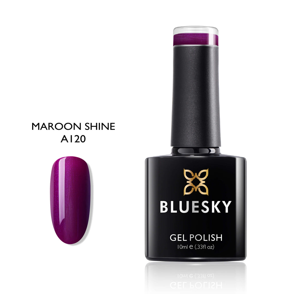 BLUESKY A120 Maroon Shine 10ml
