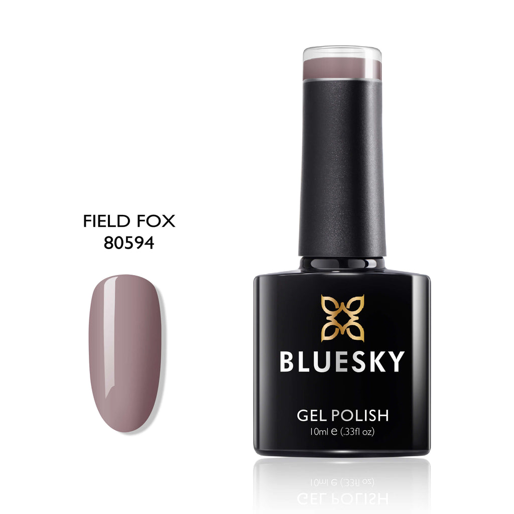 BLUESKY 80594 UV-Bereich Fox Soak Off Gel Nagellack, 10 ml