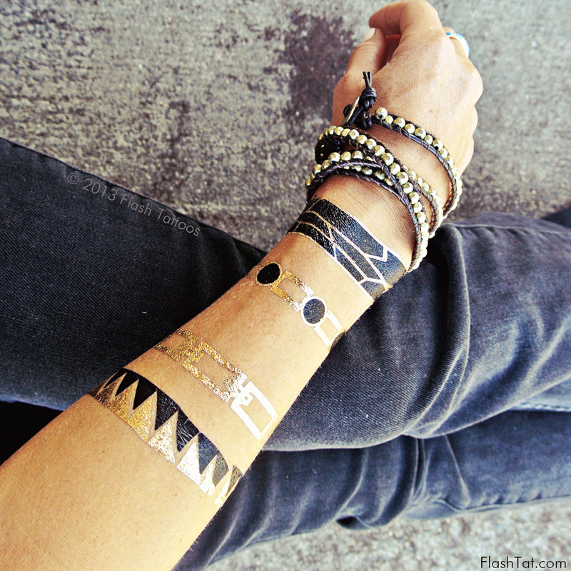 Flash Tattoos Nikki