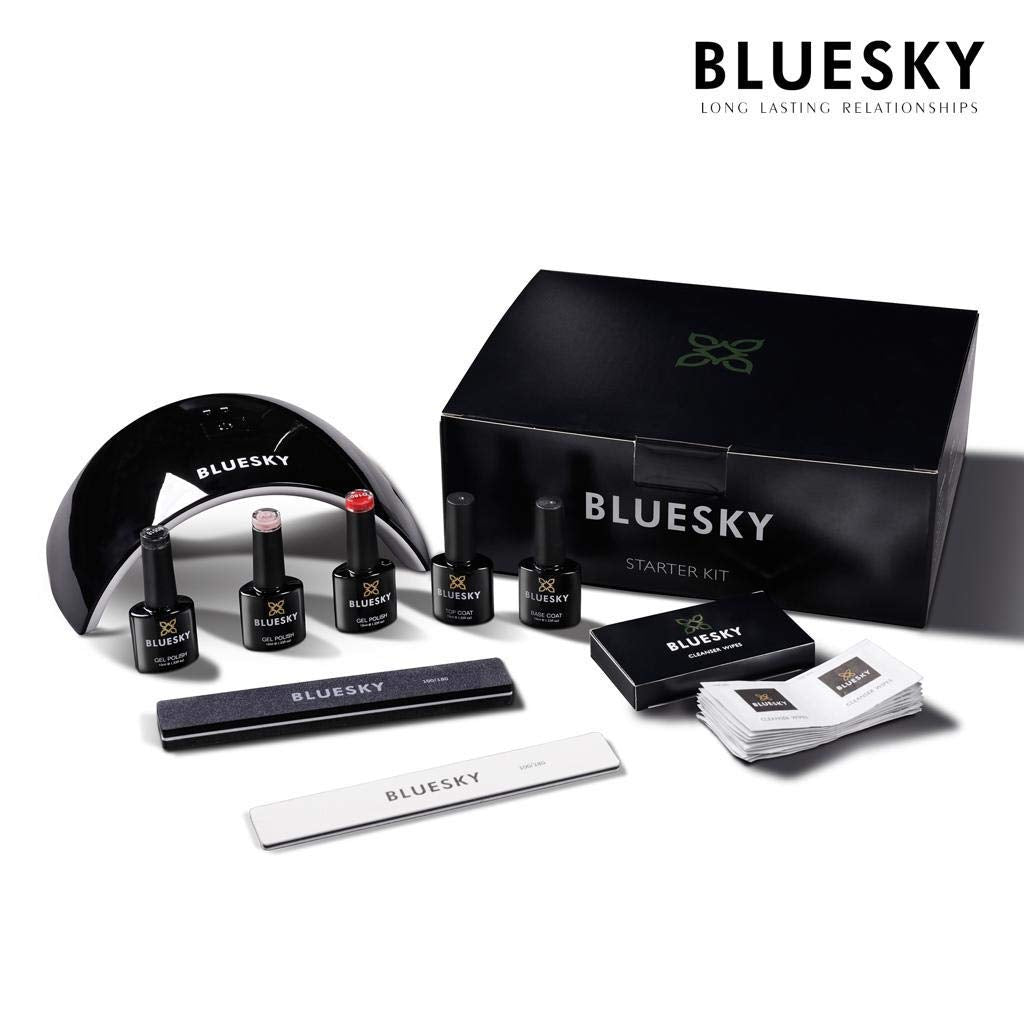 BLUESKY UV/LED Gel Starter Kit