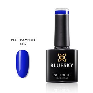 BLUESKY N32 Blue Bamboo, 10ml