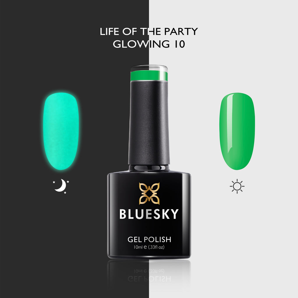 BLUESKY Glowing 10 Life Of The Party 10ml