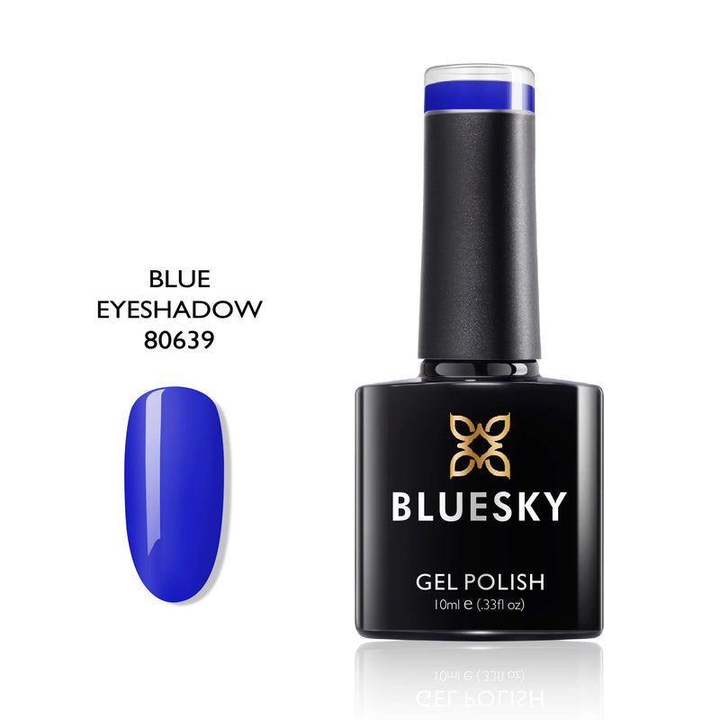 BLUESKY 80639 Blue Eyeshadow, 10ml