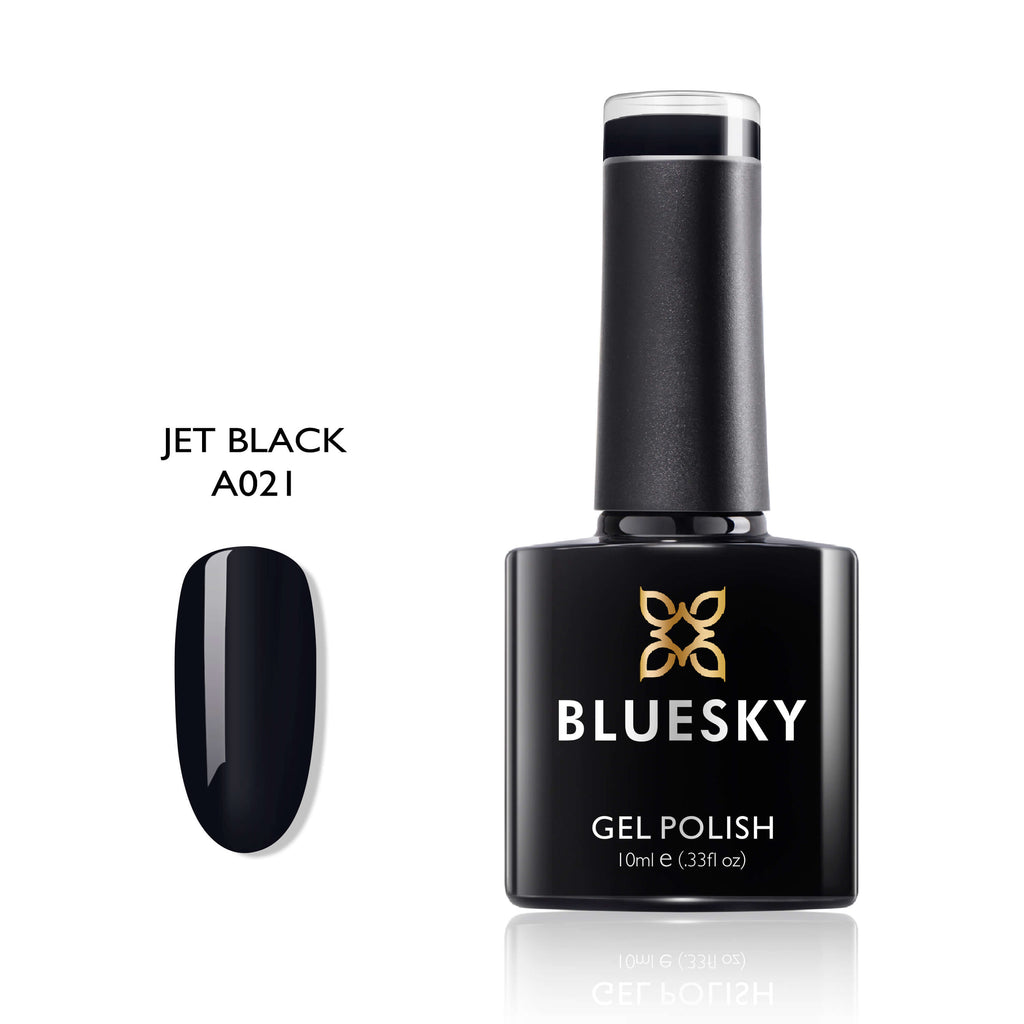 BLUESKY A021 Jet Black, 10ml