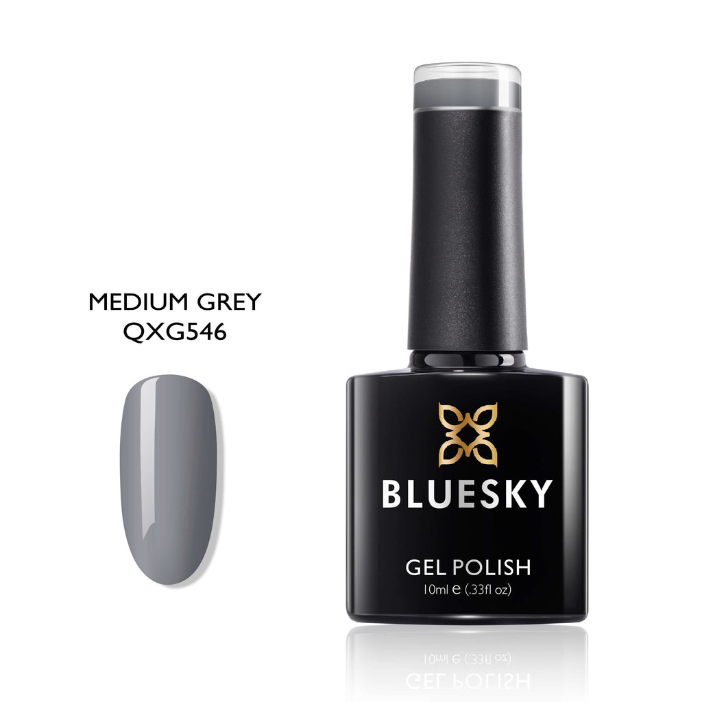 BLUESKY QXG546 Medium Grey 10 ml