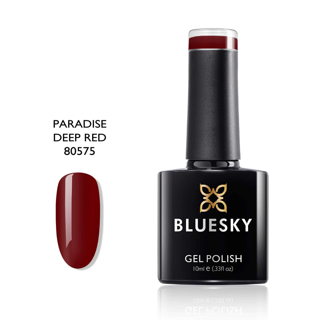 BLUESKY 80575 Paradise Deep Red, 10ml