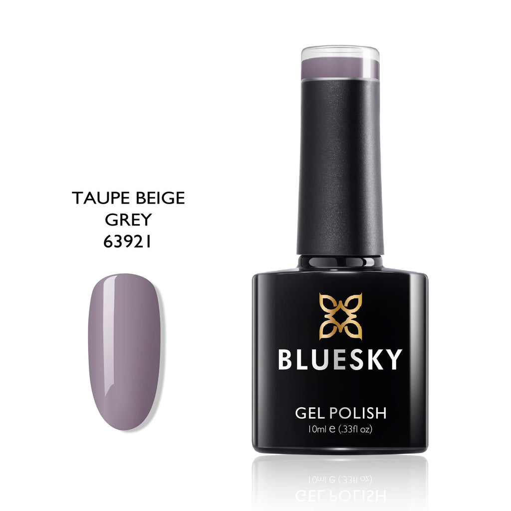 BLUESKY 63921 Taupe Beige Grey, 10ml