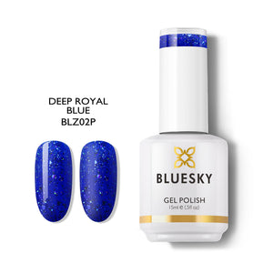 BLUESKY BLZ02 Deep Royal Blue, 15ml