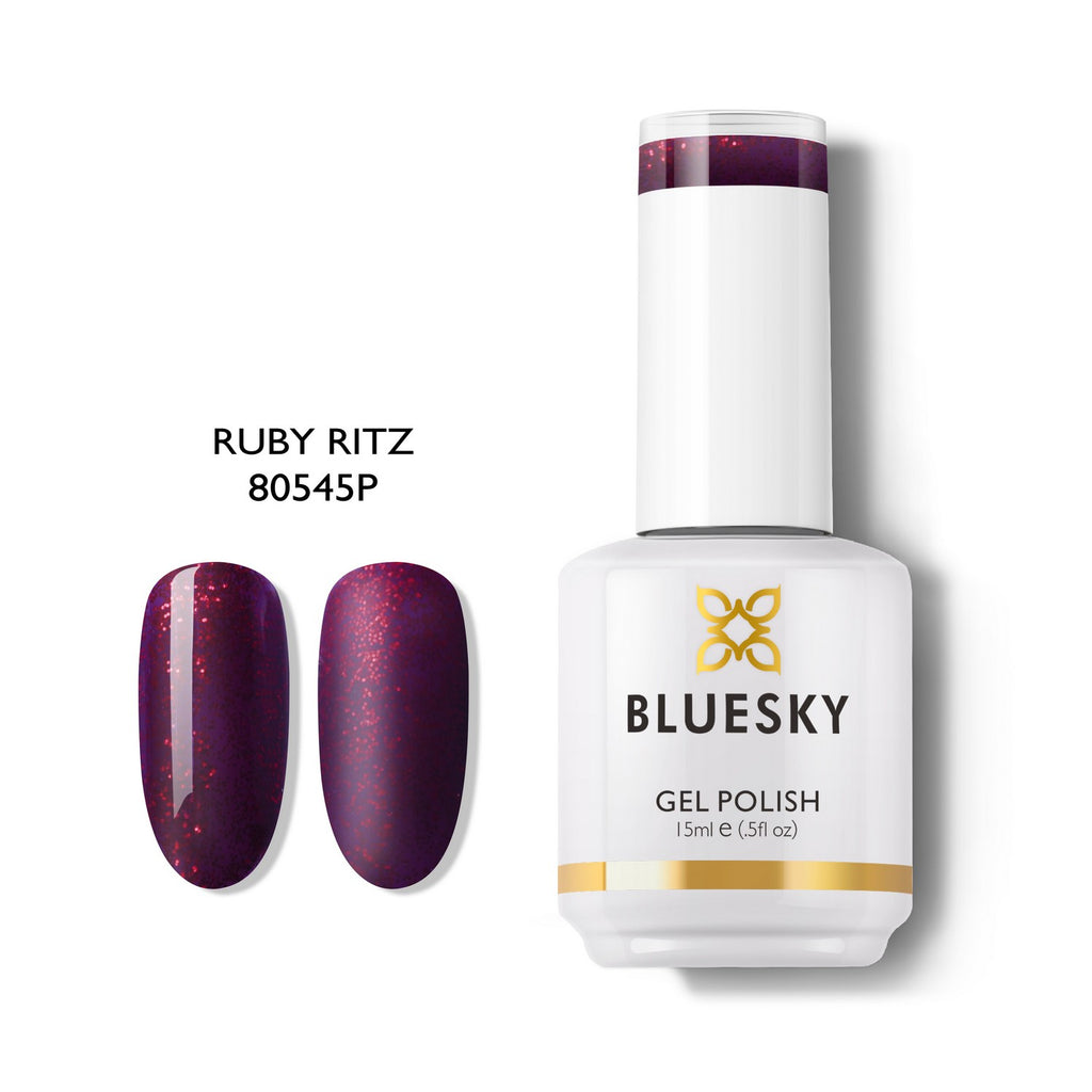 BLUESKY 80545 Ruby Ritz, 15ml