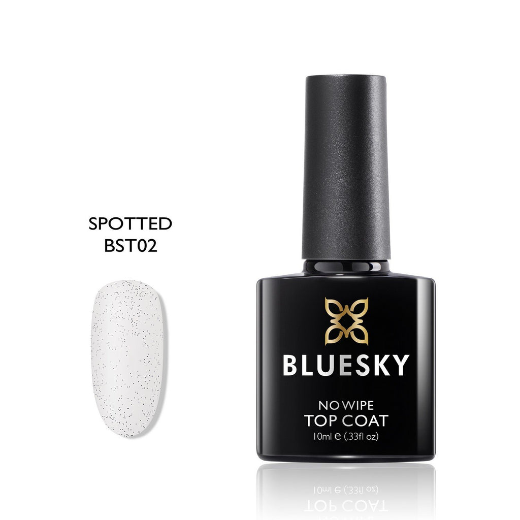 BLUESKY No Wipe Matte Spotted Top Coat BST02 10ml