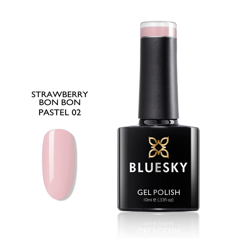BLUESKY Pastel 02 Strawberry Bon Bon, 10ml