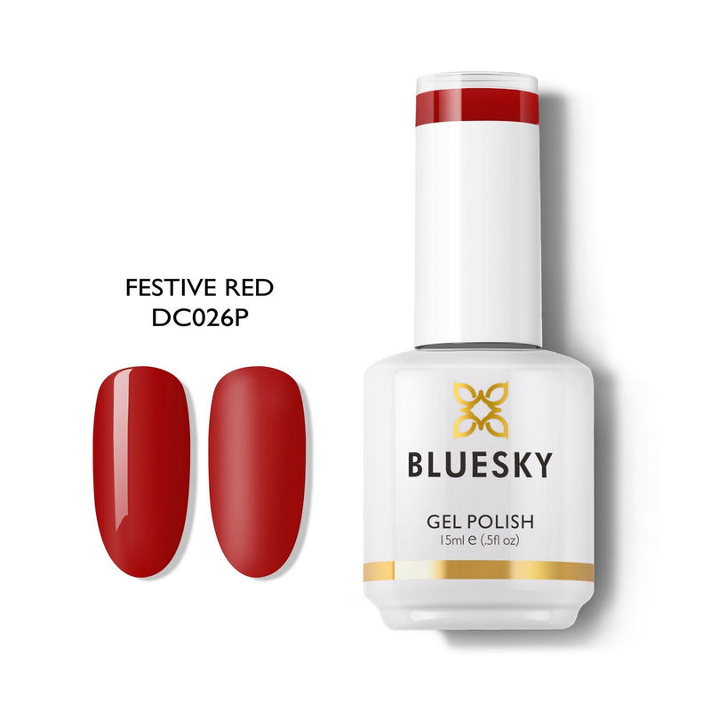 BLUESKY DC026 Festive Red, 15ml