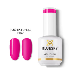 BLUESKY N36 Fuchia Fumble, 15ml