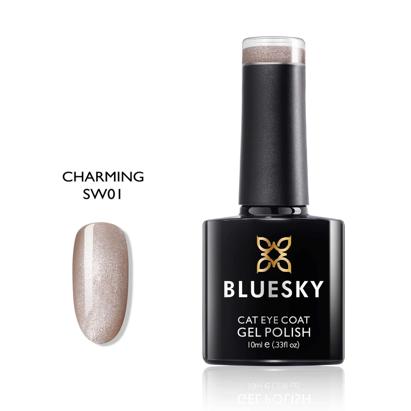 BLUESKY 5D Smoothie Cat Eye SW01 Charming 10 ml