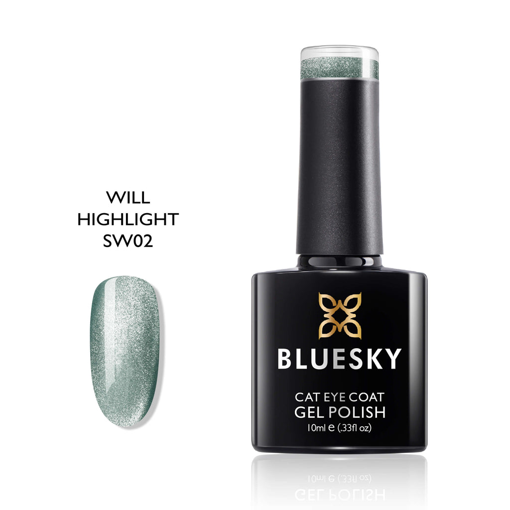 BLUESKY 5D Smoothie Cat Eye SW02 Will Highlight 10 ml