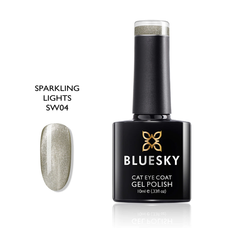 BLUESKY 5D Smoothie Cat Eye SW04 Sparkling Lights10 ml