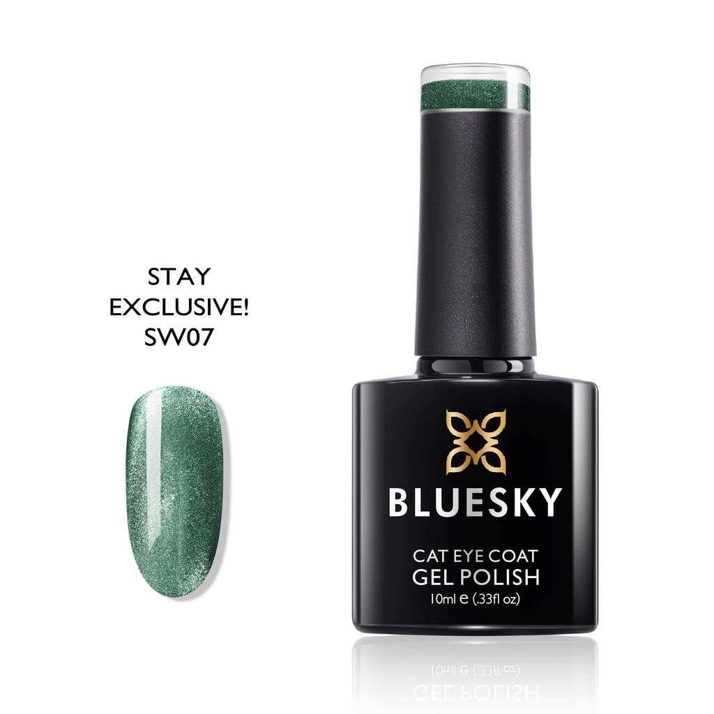 BLUESKY 5D Smoothie Cat Eye SW07 Stay Exclusive! 10 ml
