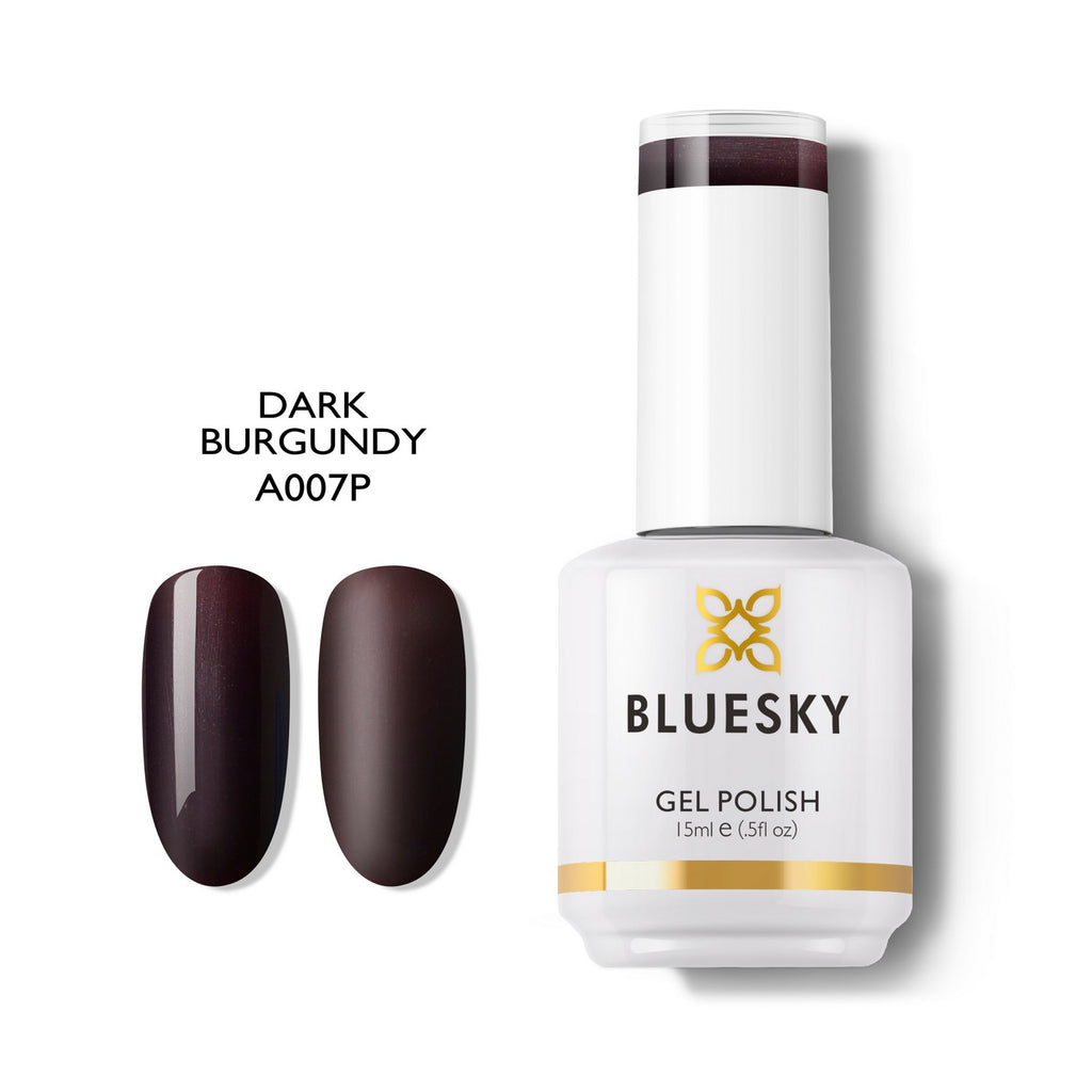 BLUESKY A007 Dark Burgundy, 15ml