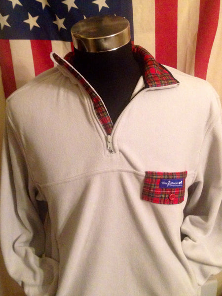 Southern Plaid Pullover - Three Brothers Clothing