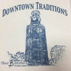 Downtown Traditions Tank Top - Three Brothers Clothing