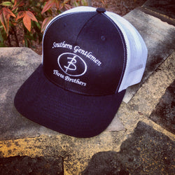 Southern Gentlemen Mesh Snapback Hat - Three Brothers Clothing
