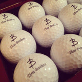 Golf Ball Box - Three Brothers Clothing