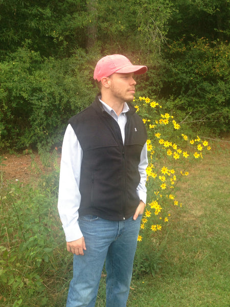 Fleece Vest - Three Brothers Clothing