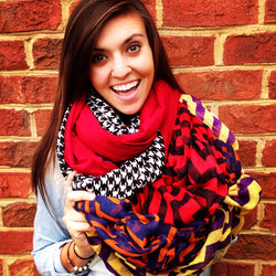 College Gameday Scarves - Three Brothers Clothing