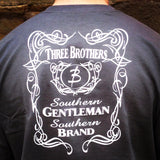Southern Gentleman Tshirt - Three Brothers Clothing