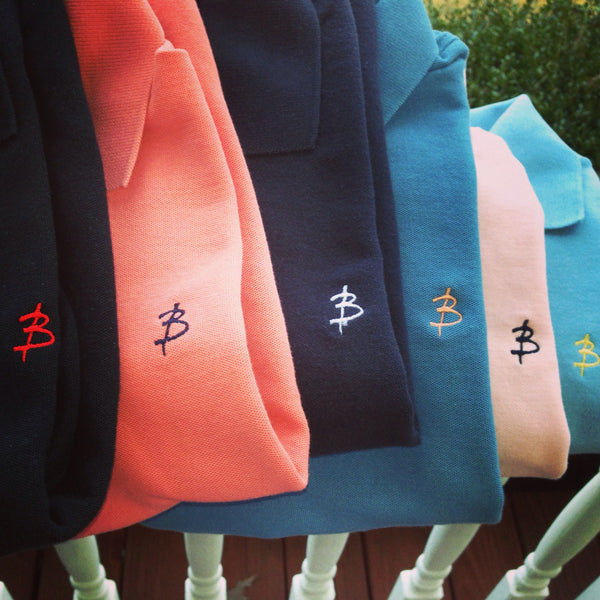 Three Brothers Polos - Three Brothers Clothing