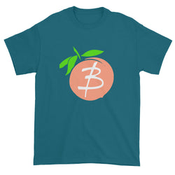 Just Peachy Short sleeve t-shirt - Three Brothers Clothing