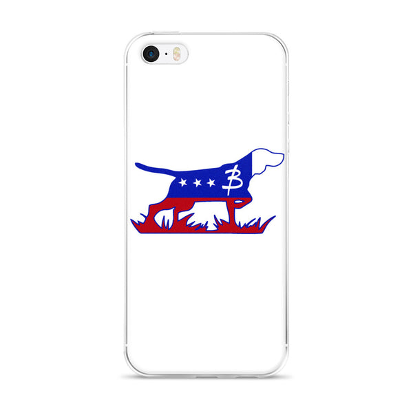 Hunting Lab iPhone 5/5s/Se, 6/6s, 6/6s Plus Case - Three Brothers Clothing