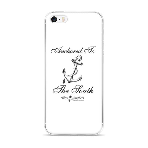 Anchored iPhone 5/5s/Se, 6/6s, 6/6s Plus Case - Three Brothers Clothing