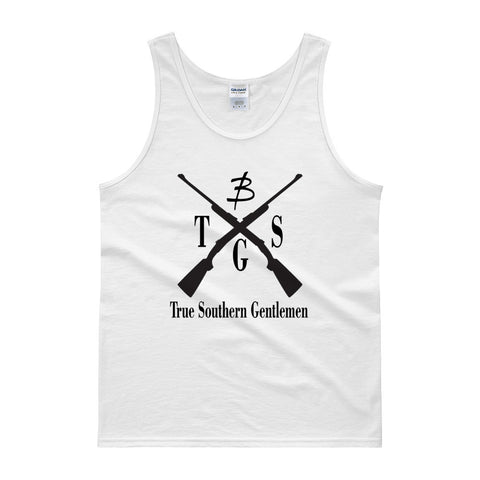 True Southern Gentlemen Tank top - Three Brothers Clothing